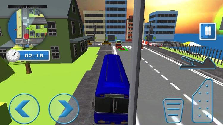 Police Bus screenshot-4