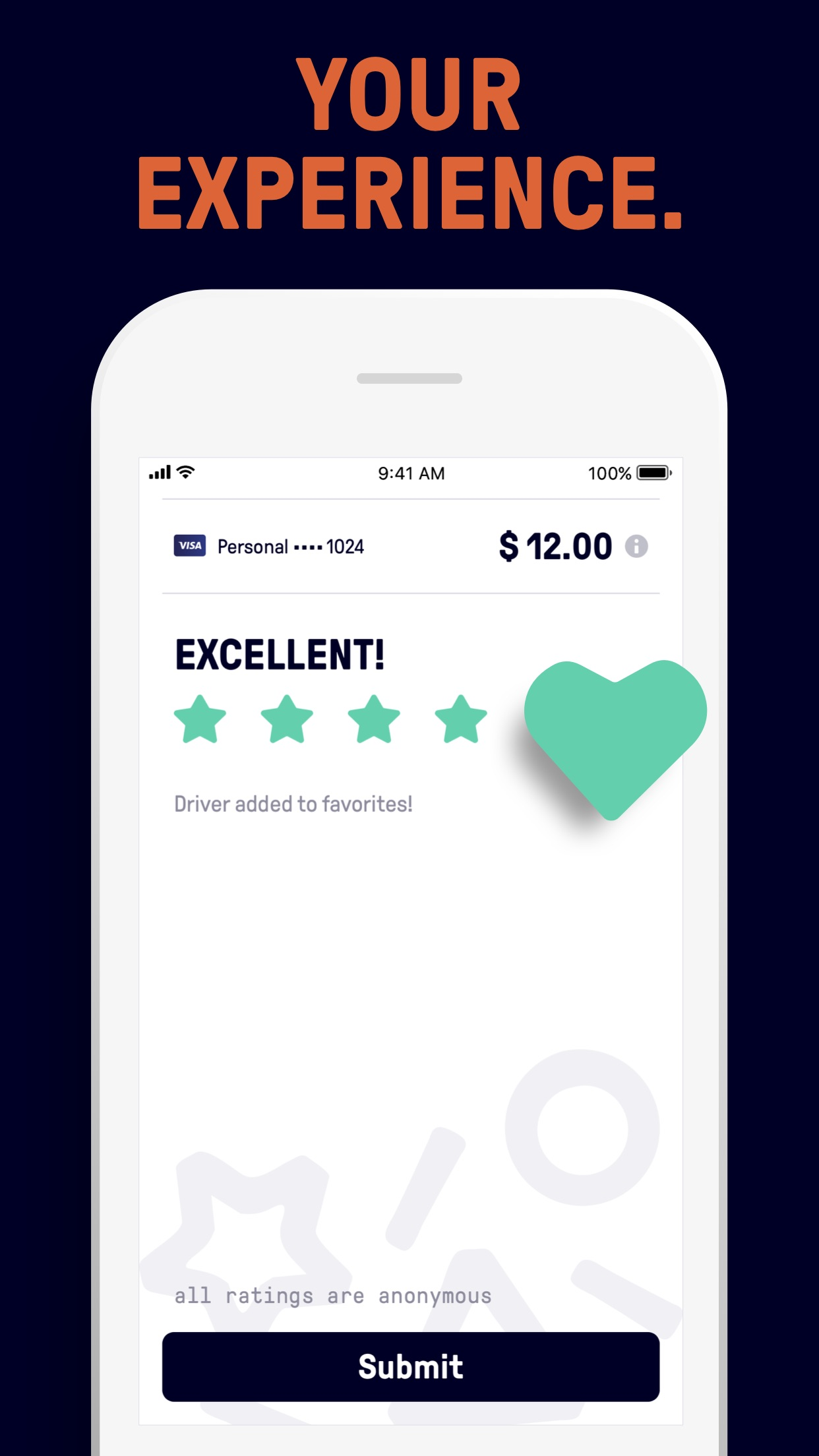 Beat - Ride app Screenshot