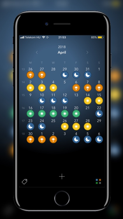 Visual Calendar screenshot-0