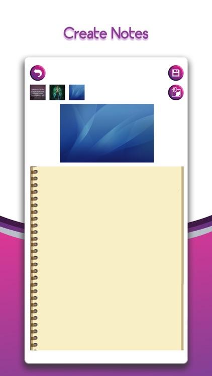 Lock Secret Notes Private note screenshot-3