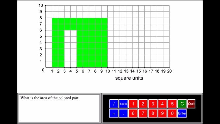 3rd Grade Math - Math Galaxy screenshot-6