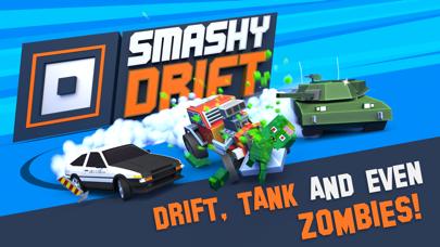 Smashy Drift screenshot one