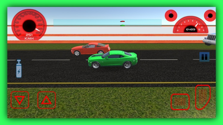 Drag Racer : Perfect Run