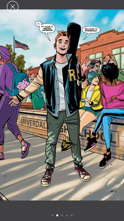 Archie Comics Reader screenshot-3