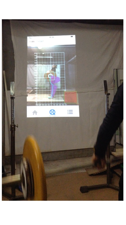 WeightLifting Motion Camera screenshot-3