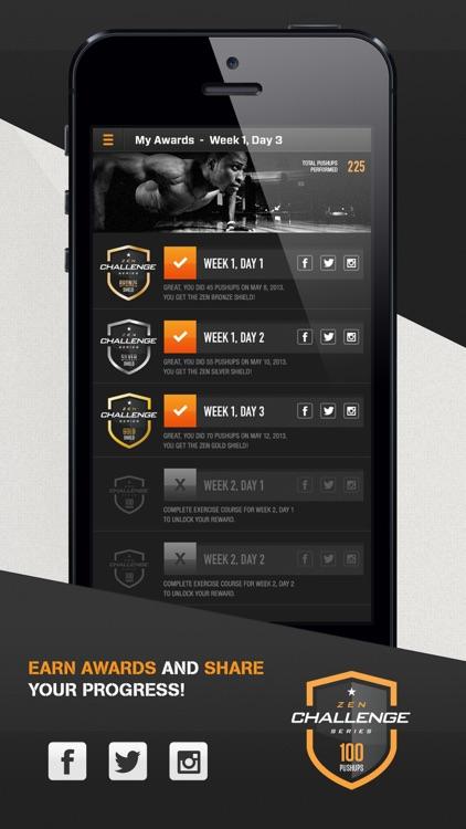 Push Ups Trainer Challenge screenshot-4