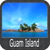 Marine : Guam Island - GPS Map Navigator - iPhoneアプリ