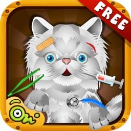 Little Pet Vet Doctor -Kids Game