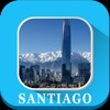Santiago Chile Offline map