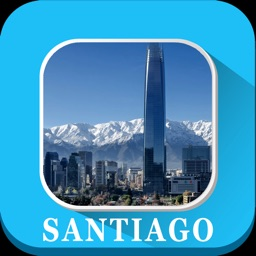 Santiago Chile Offline map
