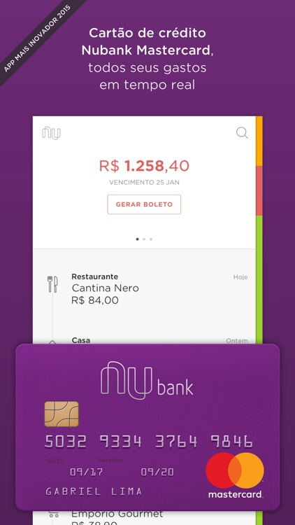 Nubank screenshot-0