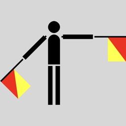 Semaphore Flag Signalling