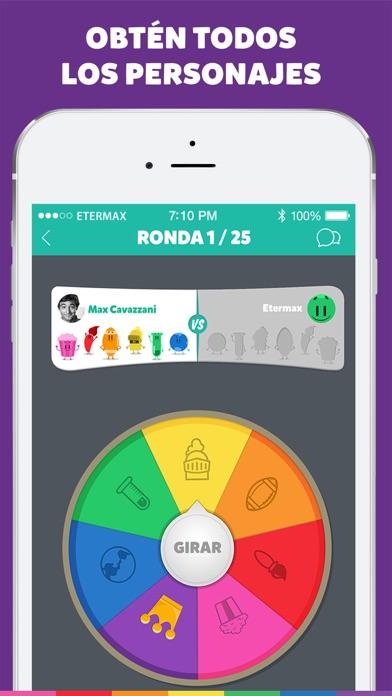 Screenshot for Preguntados in Mexico App Store