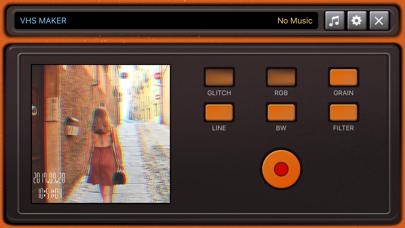 VHS Recorder - VHS Movie Maker screenshot two