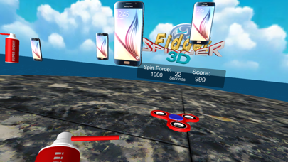 Fidget Spinner VR for Cardboard screenshot three
