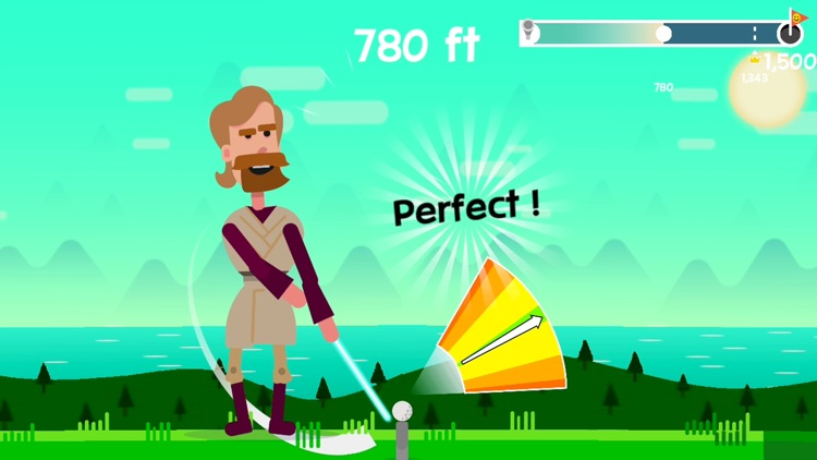Golf Orbit screenshot-3