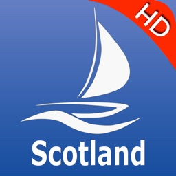 Scotland Nautical Charts Pro