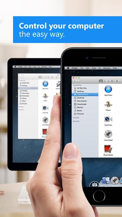 TeamViewer: Remote Control screenshot-0