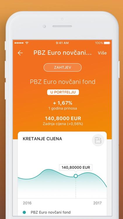 PBZ mobilno bankarstvo screenshot-3
