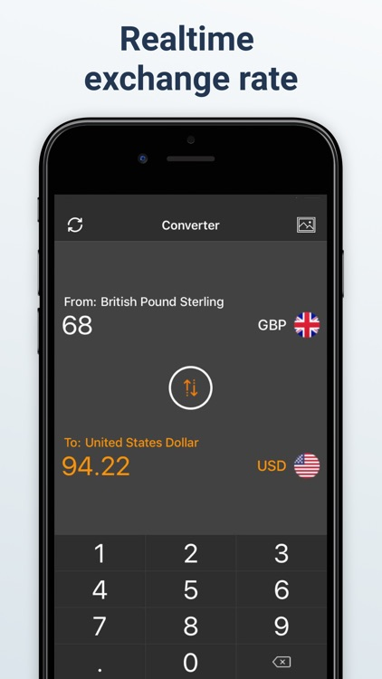 Currency Converter & Rates. screenshot-4