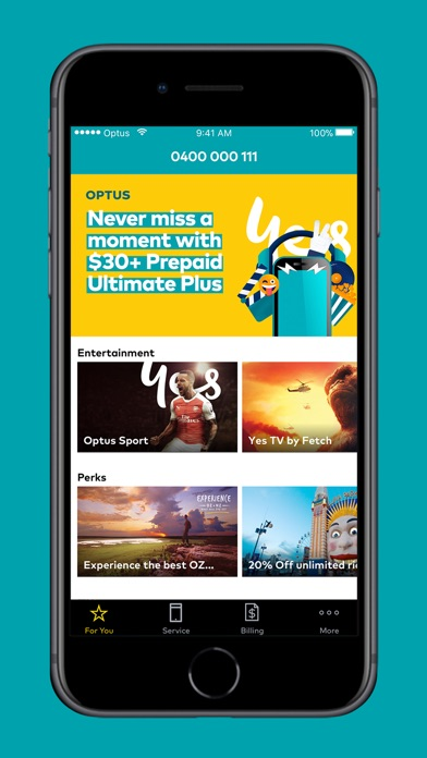 Download My Optus for Pc