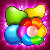 Jelly Games! Match-3 Puzzle Jr