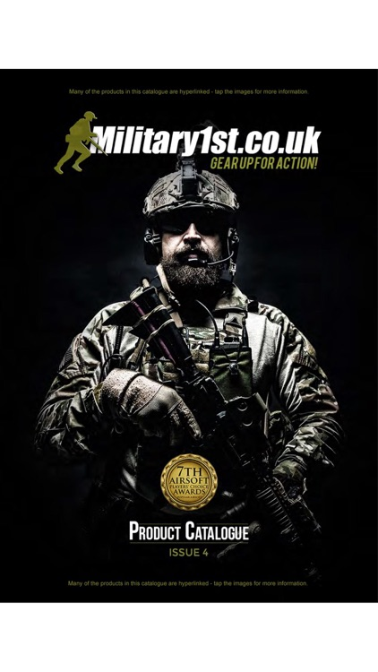 Airsoft Action - the airsoft magazine