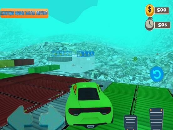 Driving Car UnderWarter 19 screenshot #3