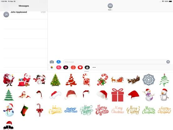 Best Christmas Stickers 2019 screenshot 3