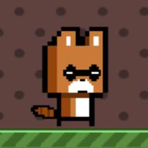浣熊跳跃跑酷 - 可爱有趣的跑酷游戏