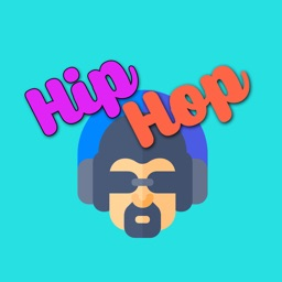 Hip Hop Music Stickers