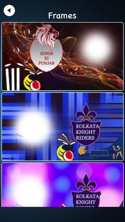 IPL Photo Frame 2018 screenshot-3