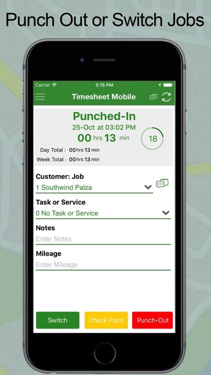 Timesheet Mobile™