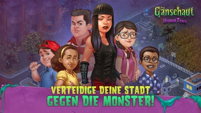 Screenshot 4 Gänsehaut HorrorTown