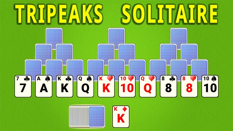TriPeaks Solitaire Epic screenshot-0