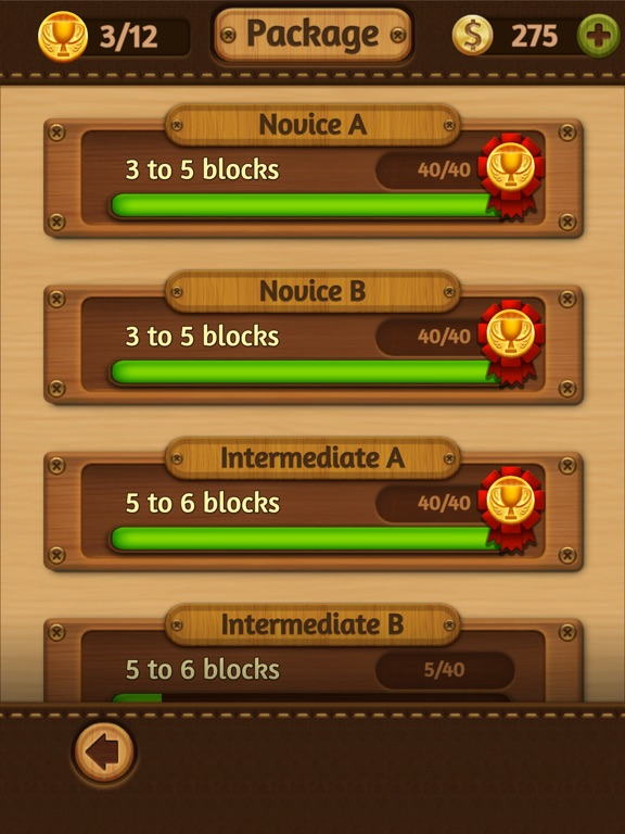 Block Puzzle: Wood Collection screenshot 17