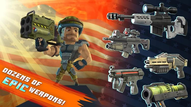 Major Mayhem 2: Action Shooter
