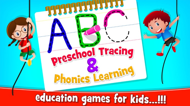 Tracing And Phonics Learning