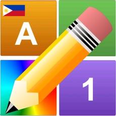 Activities of Mga Letra at Numerong Tagalog