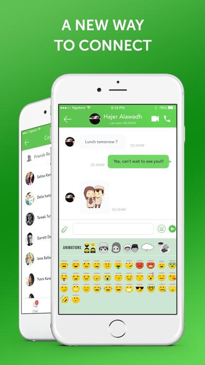 MEMA - Muslim Emoji Message
