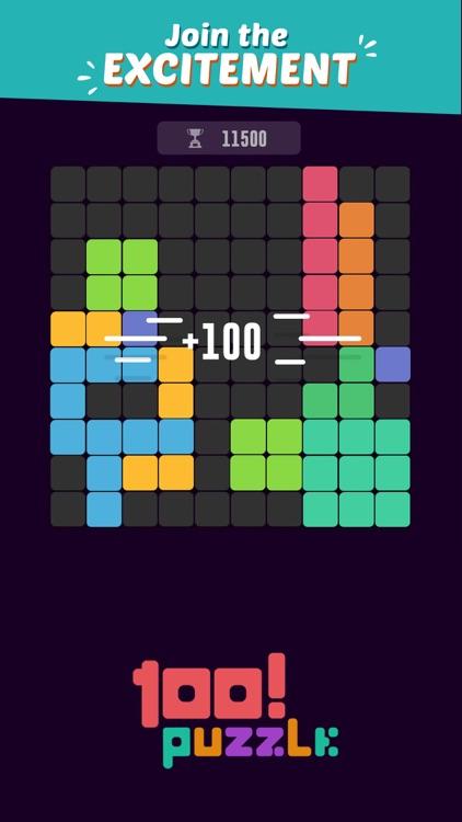 100! Block Puzzle screenshot-0