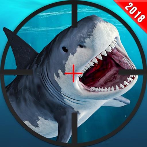 акула охотник скуба дайвинг 3D