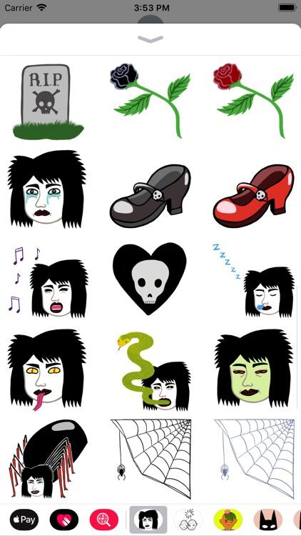 Goth Girl Aya