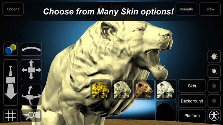 Lion Mannequin screenshot-4