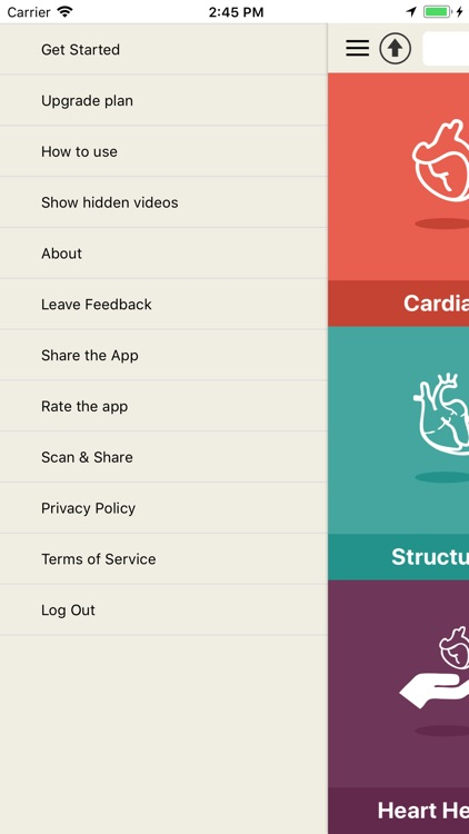 CardioVisual: Heart Health screenshot-5