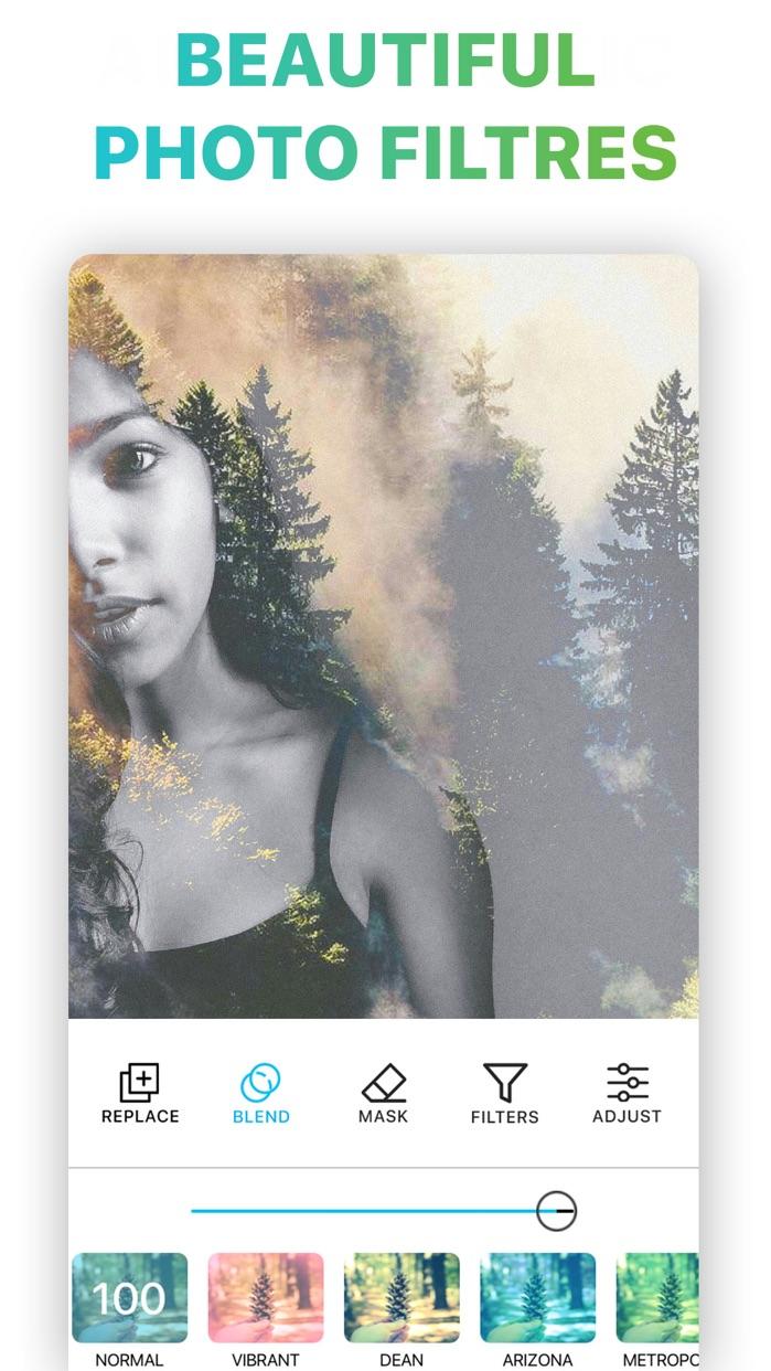 PicShop Edit Photo Best Editor Screenshot