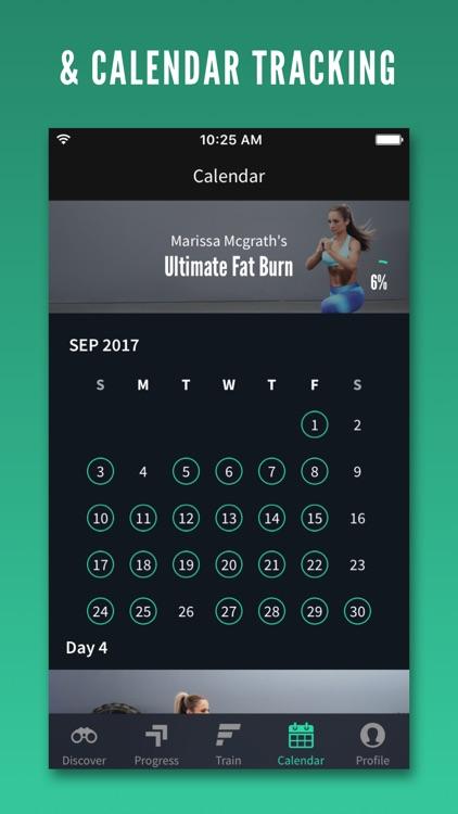 Fitplan: Gym & Home Workouts screenshot-4