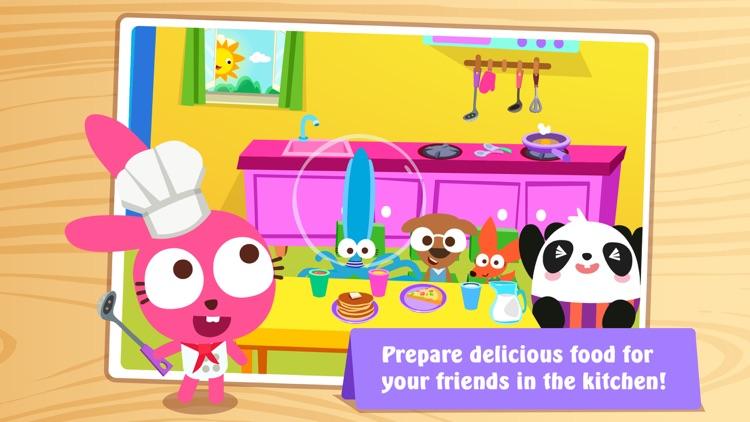 Purple Pink Play House screenshot-0