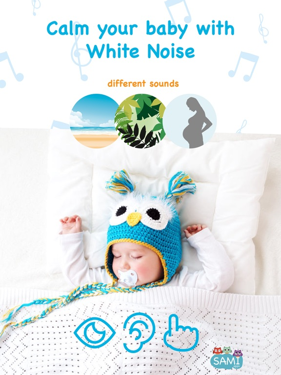 Screenshot #1 for Baby Shusher: White Noise Baby