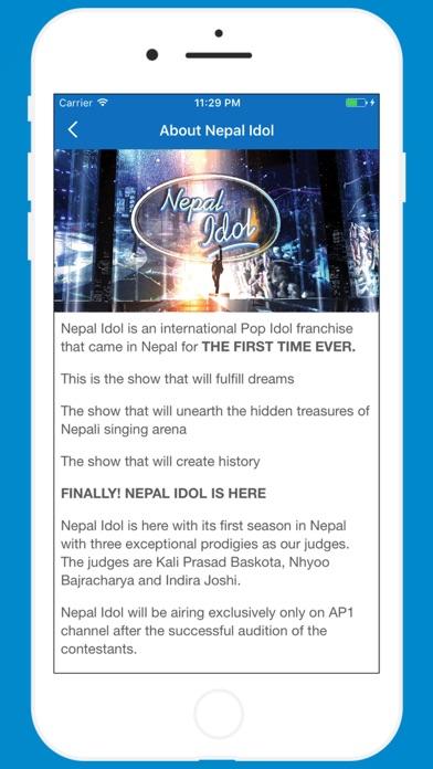 download Nepal Idol Finale apps 2